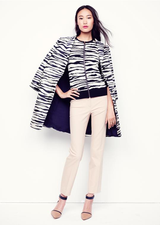 Ann Taylor Spring 2014 Collection, fashion blog, canadian fashion magazine, canadian fashion bog,