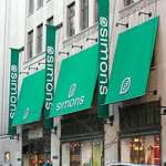 where to shop in Montreal, shopping mall in montreal, maison simons montreal