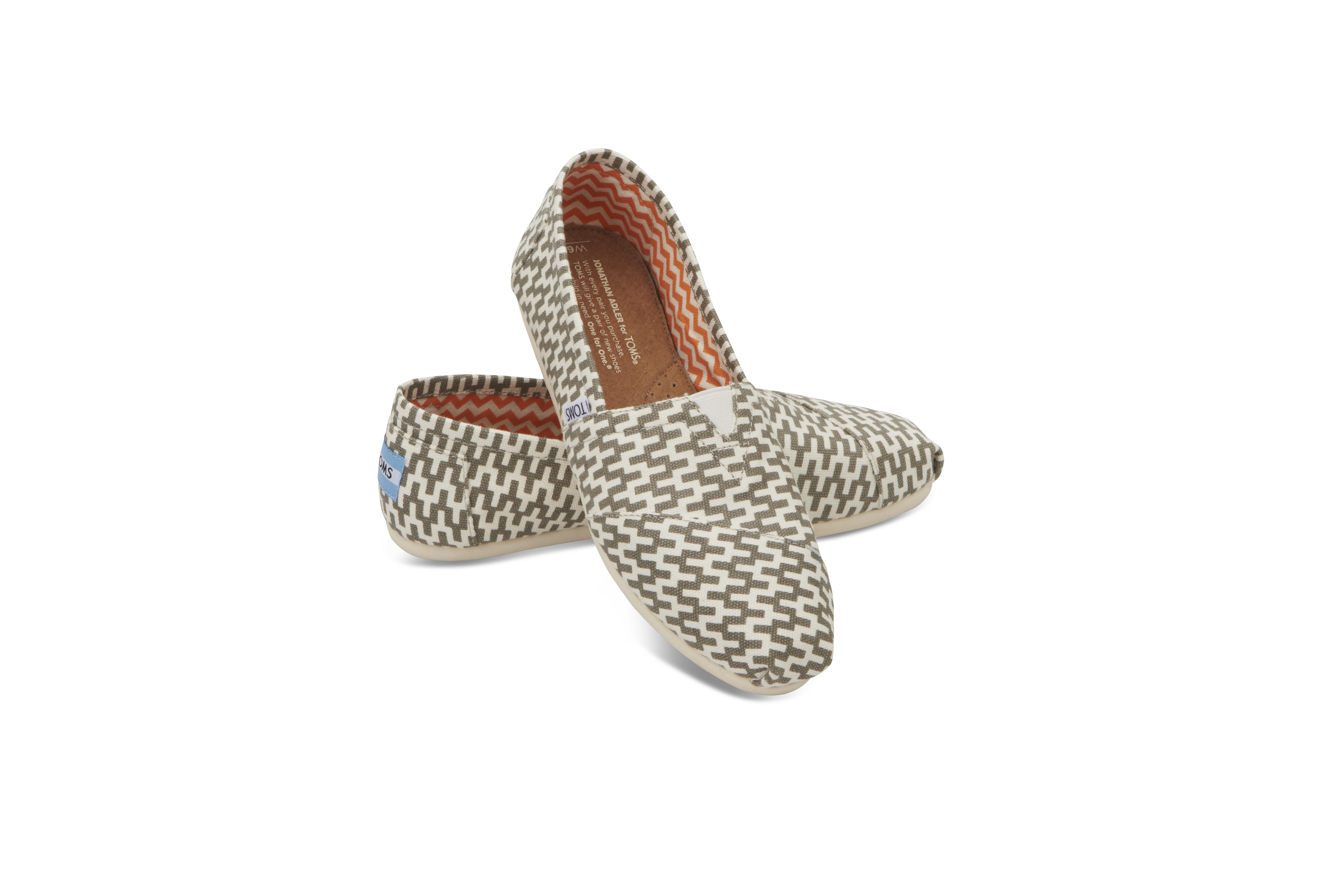 TOMS x Jonathan Adler Spring 2014 shoe and eyewear collections, spring trends 2014, jonathan adler