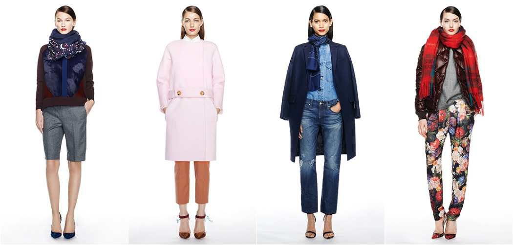 jcrew fall winter 14, jcrew fall trends, fashion trends, fall fashion trends