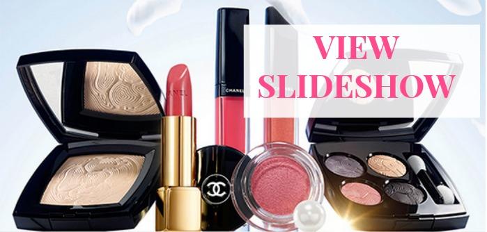 Jardin de Camélias, chanel ss14, beauty trends, makeup trends, spring makeup ideas