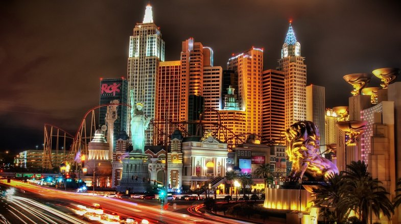 Travel Guide: Vegas Love
