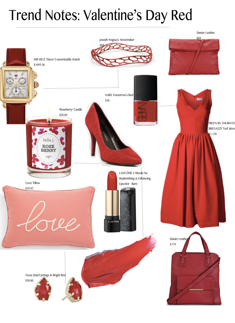 Red Alert: Valentine's Day Style