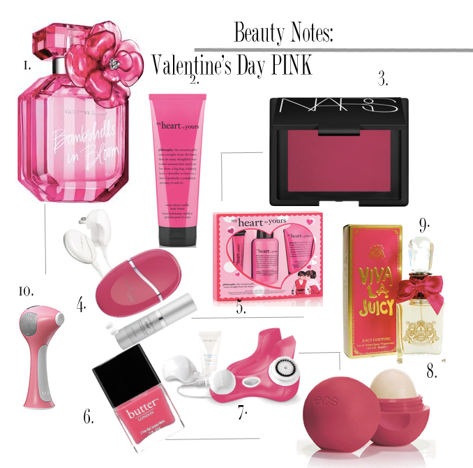 Valentine's Day gift ideas, tria beauty, opal, clarisonic, bombshells in bloom