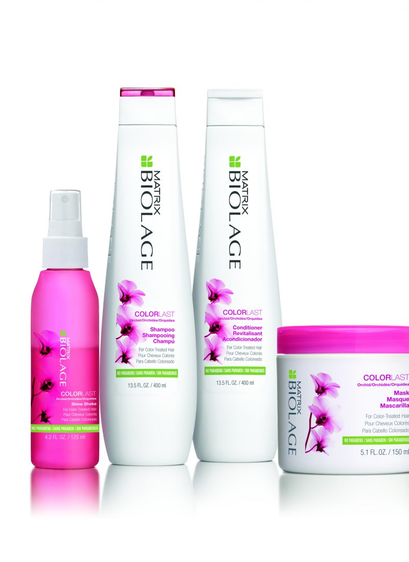 Beauty Test Drive: Matrix Biolage