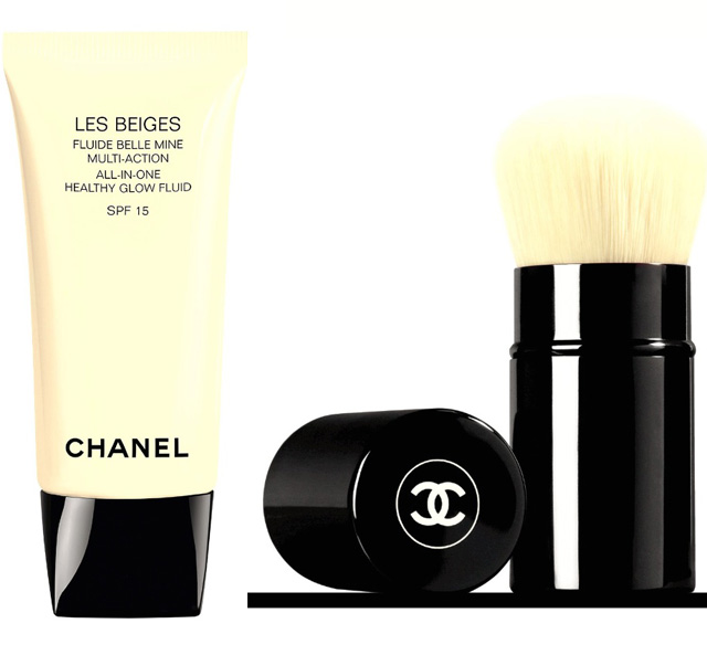 Launch: Chanel Les Beiges Collection