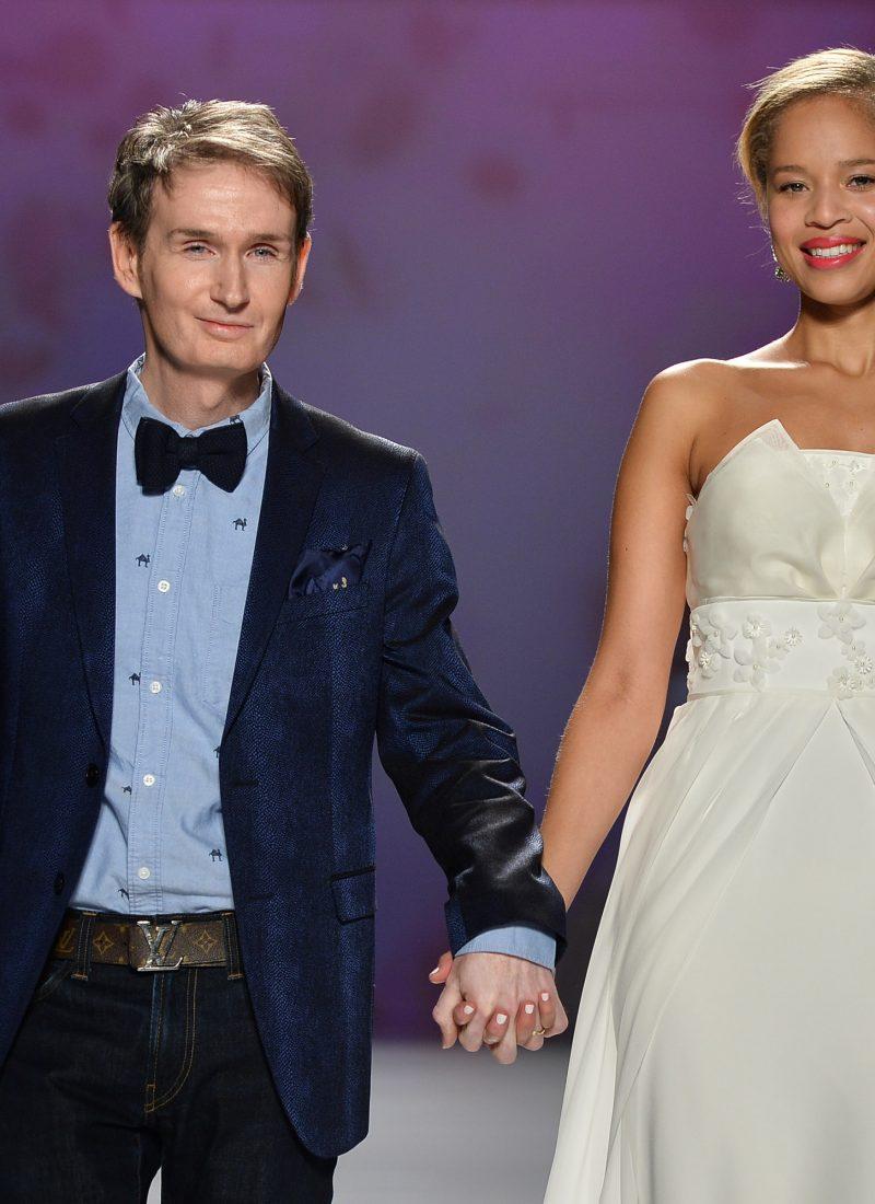 David Dixon bridal, Kleinfled Dresses, bridal dresses, david Dixon for Kleinfled, David Dixon white label