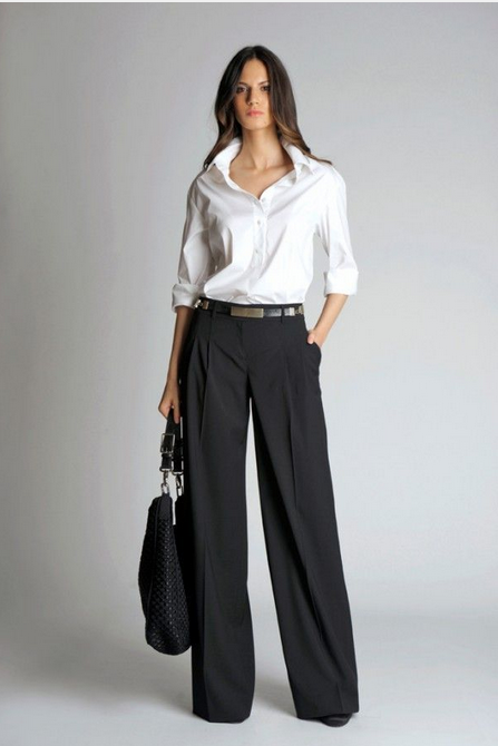 Wide leg trousers trend, fashion trends, toronto fashion blog