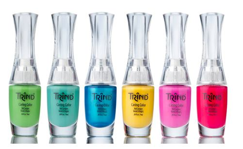 Trind spring summer 2014, nail polish, bright nail polish colours,