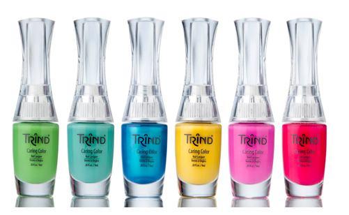 Beauty Test Drive: Trind Nail Polishes
