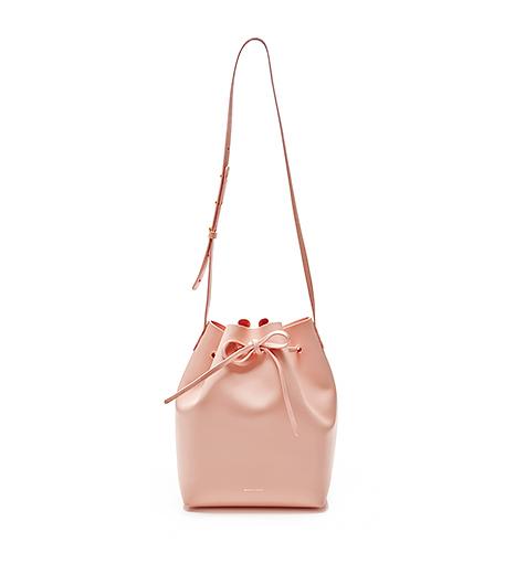 Mansur-Gavriel-Mini-Bucket-bag, pastel shoes, blue pastel shoes, Zara pastel shoes, Pink pastel bag, yellow pastel