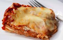 Recipe: Matzo Lasagna- Kosher Pasta for Passover and Beyond.