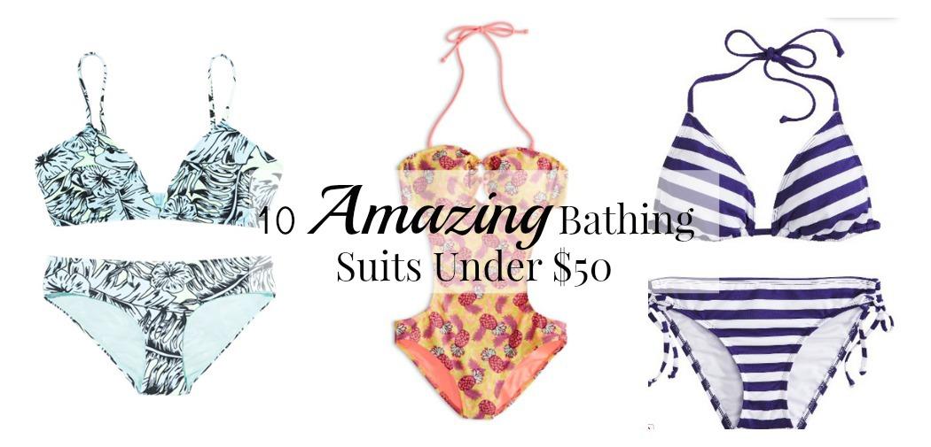 Swimsuit under-$50, bathing suits under $50,