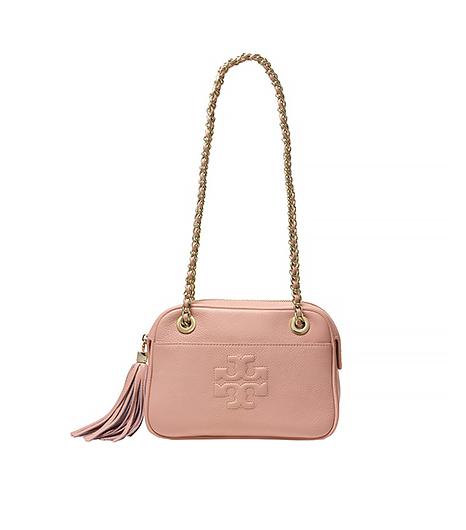 Tory-Burch-Cross-body-chain-bag,pastel shoes, blue pastel shoes, Zara pastel shoes, Pink pastel bag, yellow pastel