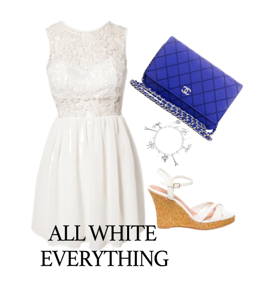 How to: Wear White This Weekend