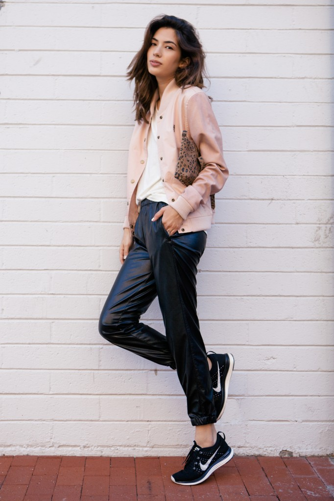 OBEY SS14, Leather shorts, spring style trends