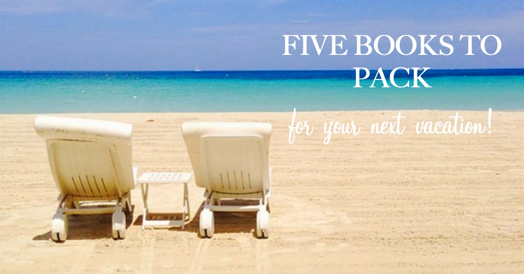 best books for vacation