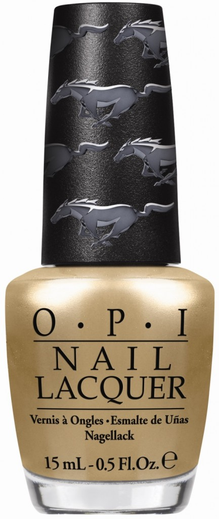 50 Years Of Style, Ford Mustang Opi Limited Edition Nail Lacquers