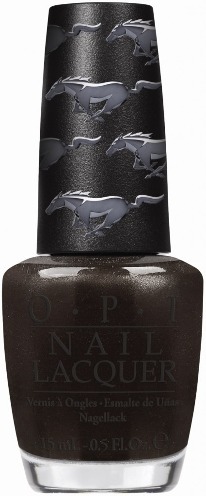 Queen Of the Road Ford Mustang Opi Limited Edition Nail Lacquers