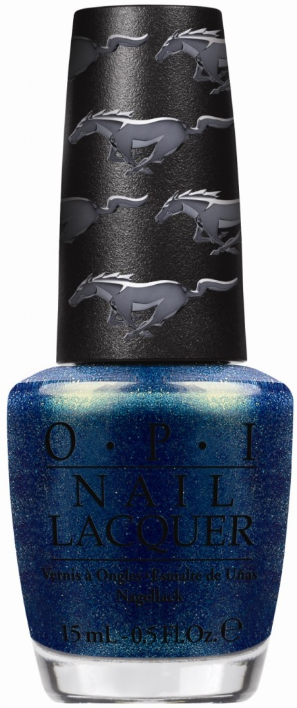 Skys My Limit Ford Mustang Opi Limited Edition Nail Lacquers