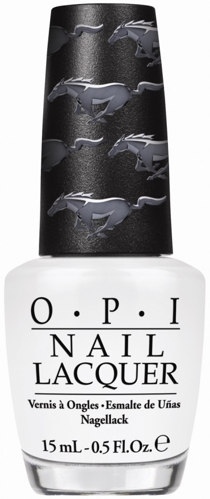 Angel With a Lead Foot Ford Mustang Opi Limited Edition Nail Lacquers