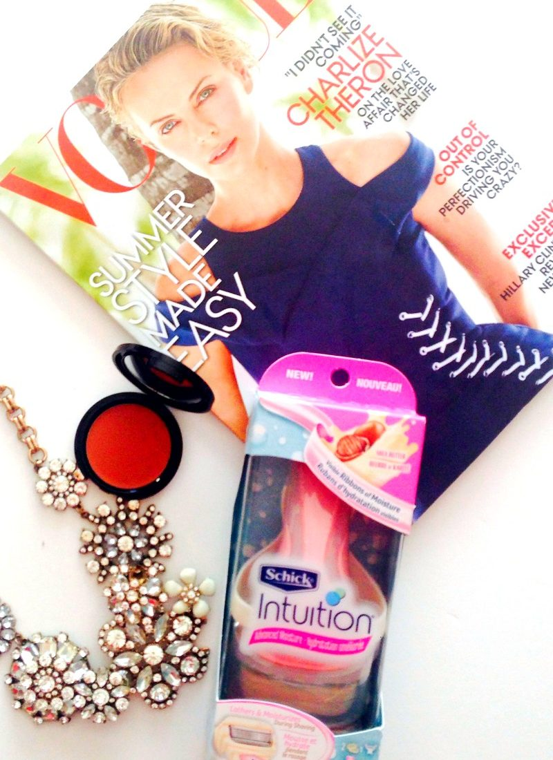 SCHICK INTUITION RAZOR REVIEWS- READER FEEDBACK