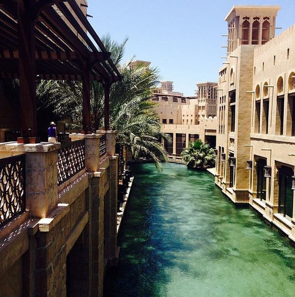 Madinat Jumeirah Hotel, Le Chateau In Dubai, things to do in Dubai