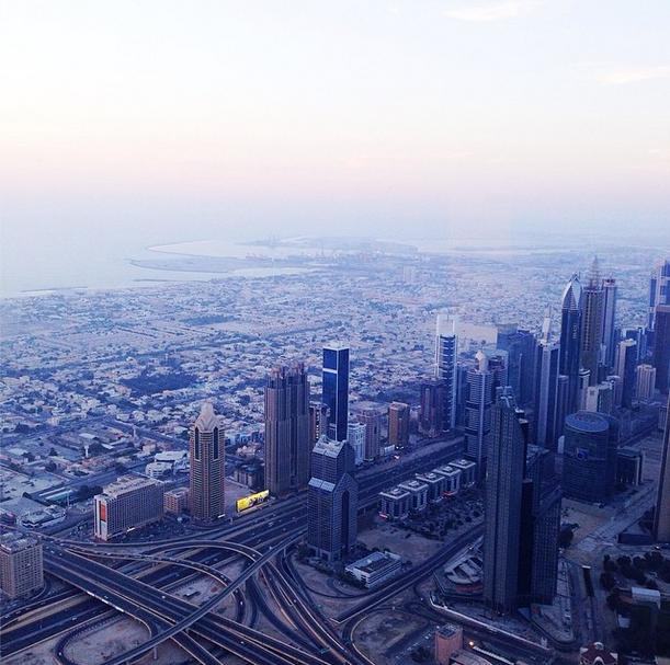 Burj Khalifa, Le Chateau in Dubai