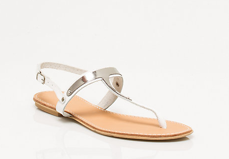 Silver sandals for beach wedding, Shoes for a Beach Wedding