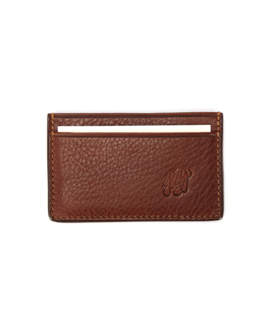 Best gifts for Dad, Fathers Day Gift Guide, Frank Clegg Walet, brown slim wallet