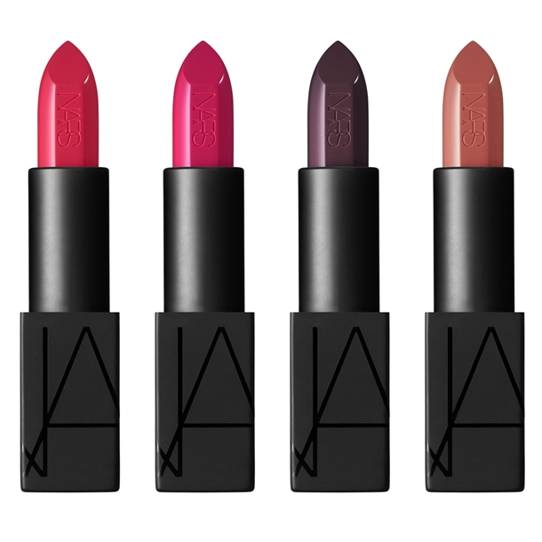 Audacious-Lipstick-NARS-Fall-2014, NARS Audacious Lipstick Collection for Fall 2014