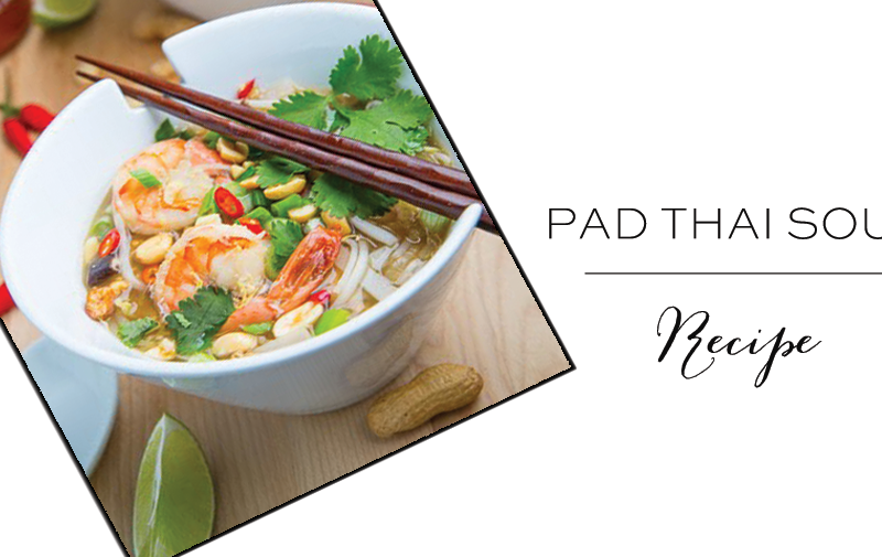 pad thai soup recipe