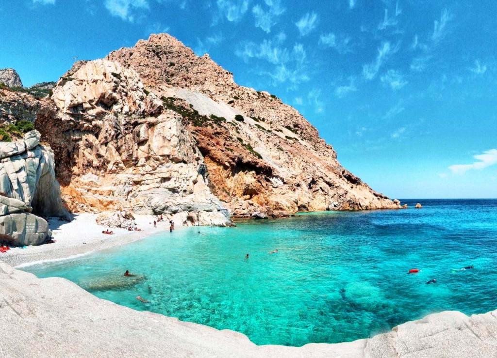 Ikeria-Greece