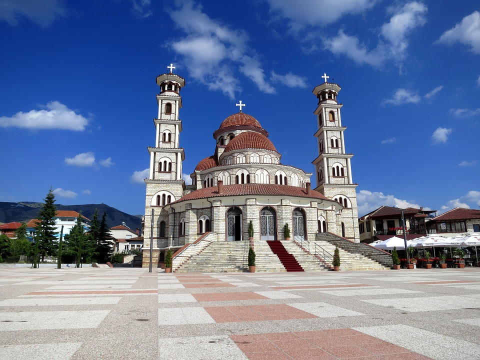 Church in Albania, Chicdarling Travel blog