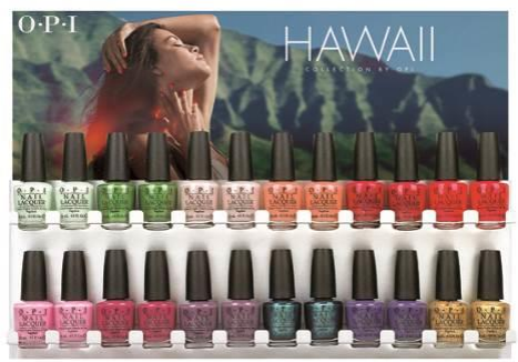 OPI-Hawaiian-Collection