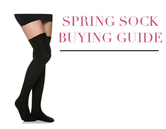 Spring Sock Buying Guide