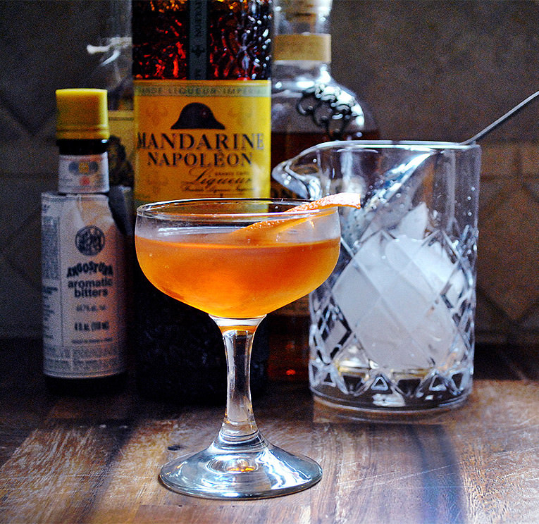 Spiced Almond Cocktail TNP Originals