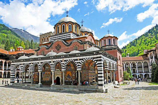 what to do in Bulgaria, Things to do in Bulgaria, Rila Monastery, Reasons to Visit Bulgaria