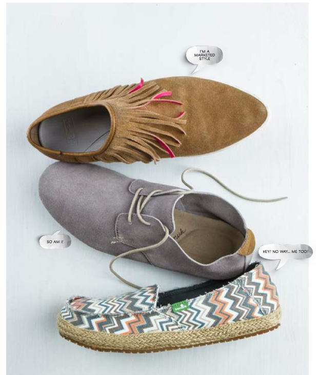Looking for the perfect fall shoe? Check out the Sanuk Fall/Winter 15 collection.