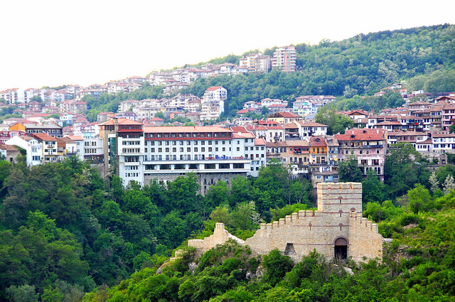Tsarevets Fortress, Reasons to Visit Bulgaria, what to see in Bulgaria