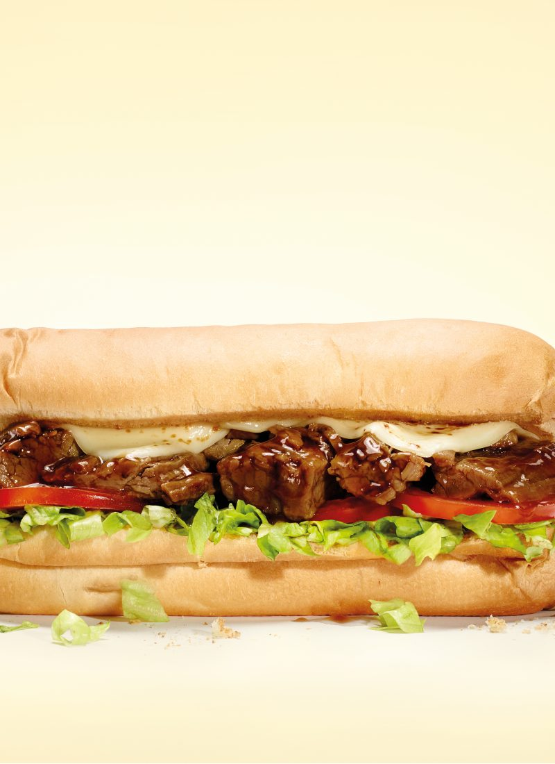 Subway Italian Sandwich. SaveLunchBreak, National Sandwich Day