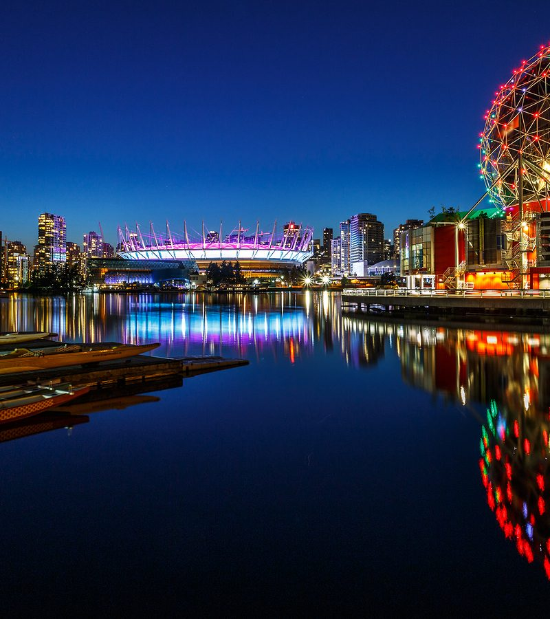City Guide: Vancouver British Columbia