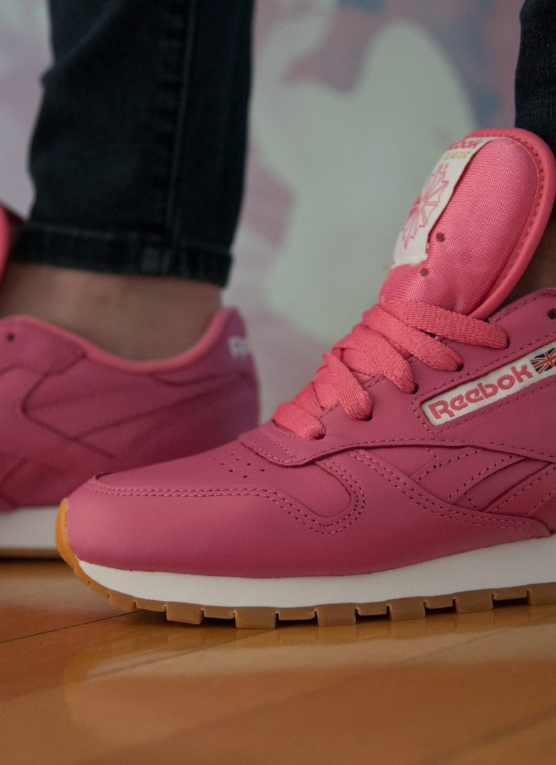 "Reebok Classic x FACE Stockholm and Classic Leather ""Color Pack"" Join The Reebok Family"