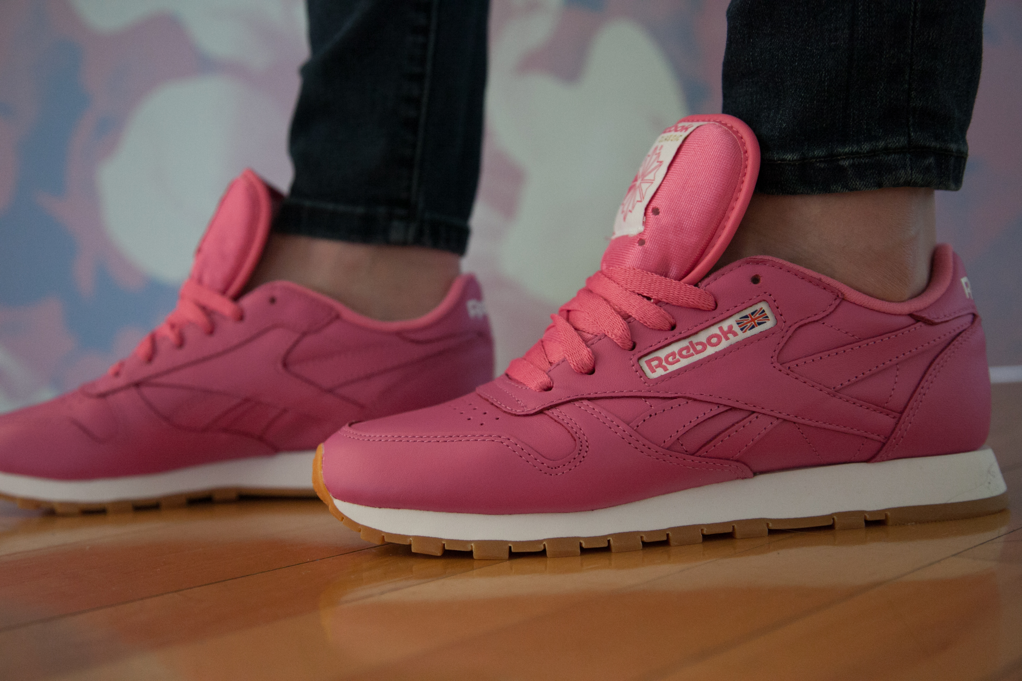 Reebok Classic x FACE Stockholm and Classic Leather