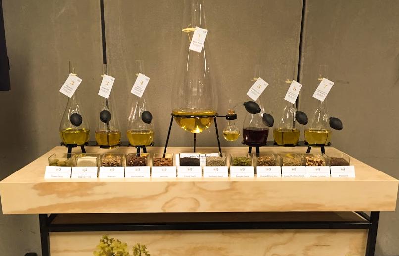Becel Blend Bar: A Healthier Way to Cook