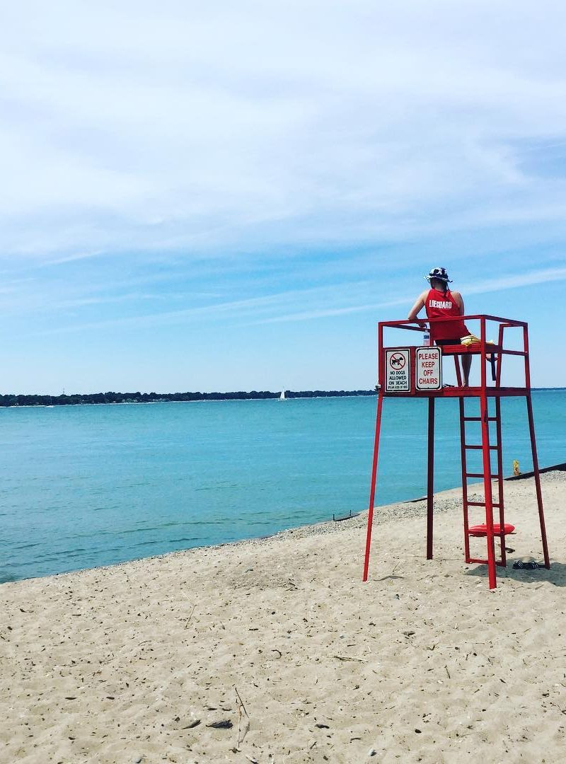 Guide: Canatara Beach in Southwest Ontario