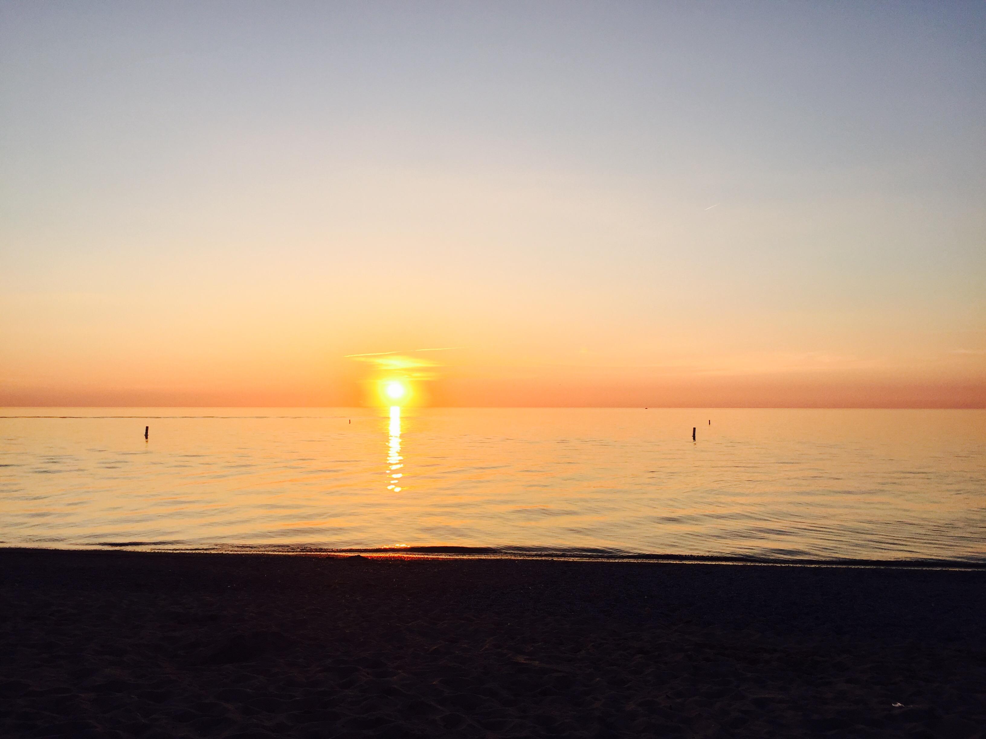 Grand bend sunset