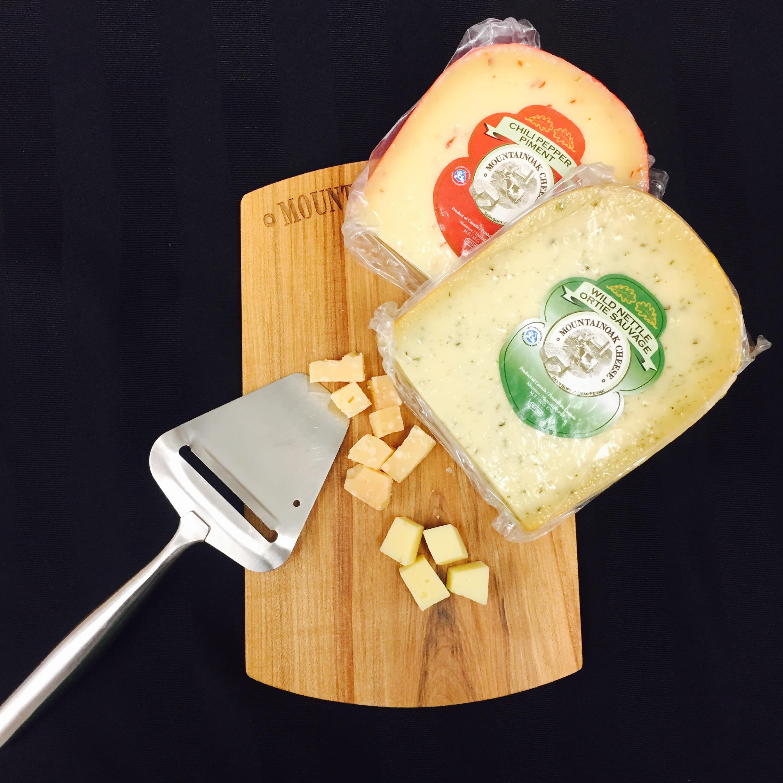 Oxford County Cheese Trail MountainOak Cheese