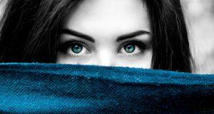 enhance blue eyes